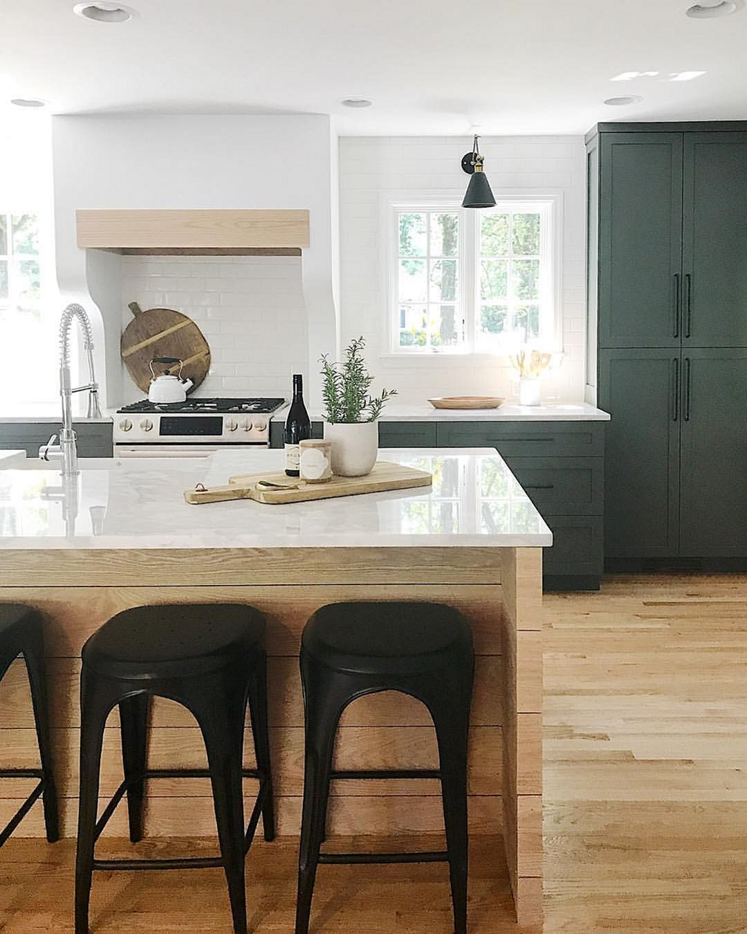 50 elegant modern white kitchen ideas for excellent home 101 on kitchen ideas elegant id=48876
