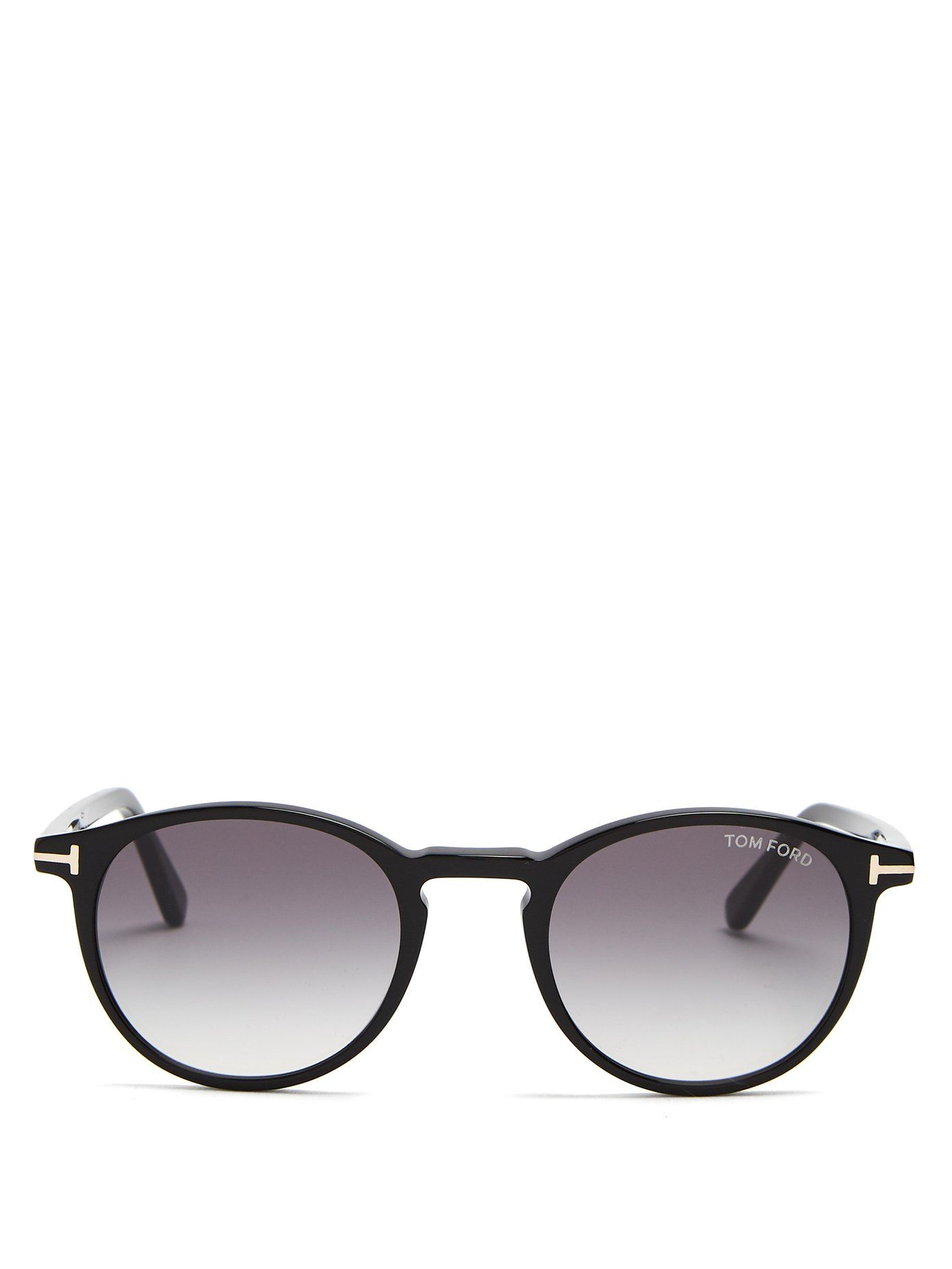 eb246a257a8 TOM FORD Eric round-frame sunglasses