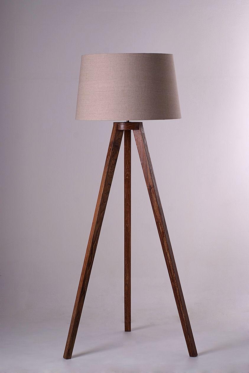 Piment Rouge Lighting Indonesia Lighting Supplier Wooden Floor Lamps Tripod Floor Lamps Scandinavian Interior