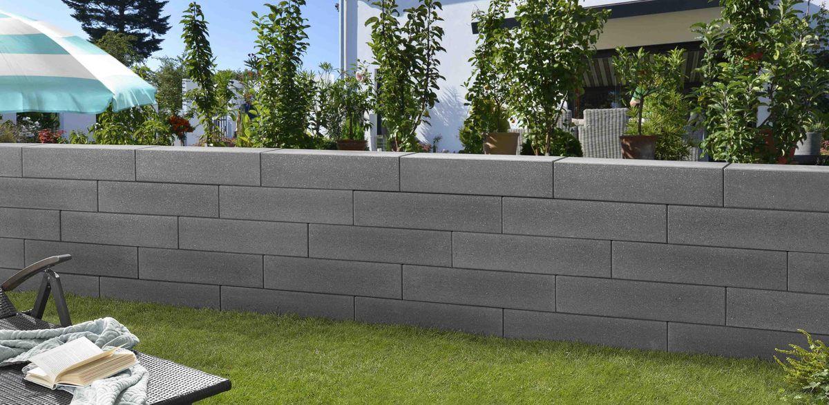 Vanity Mauer Kann Baustoffwerke Mauer Aussengestaltung Terrassenmauer
