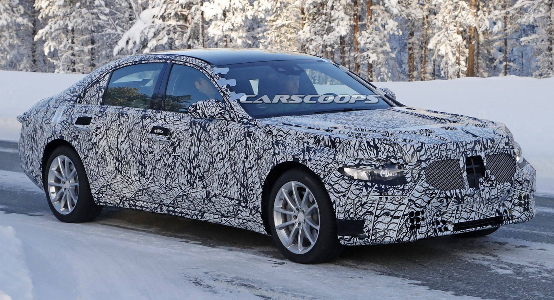 2021 Mercedes S Class Here S The Inside Scoop With Images