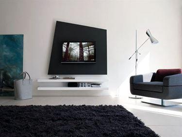 Tavolino Tv ~ Porta tv a muro idee per la casa tvs