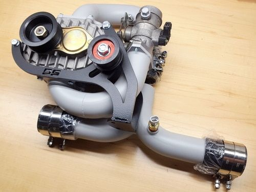 AMR500 Supercharged Fuel Injection Package with Ignition - Type 1