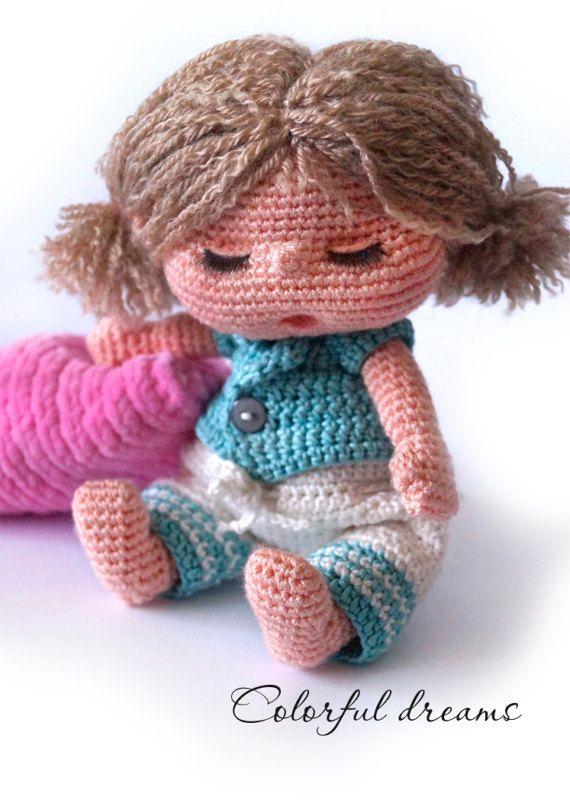 Crochet pattern Sophia   Patrones amigurumi, Muñecas y Bebé