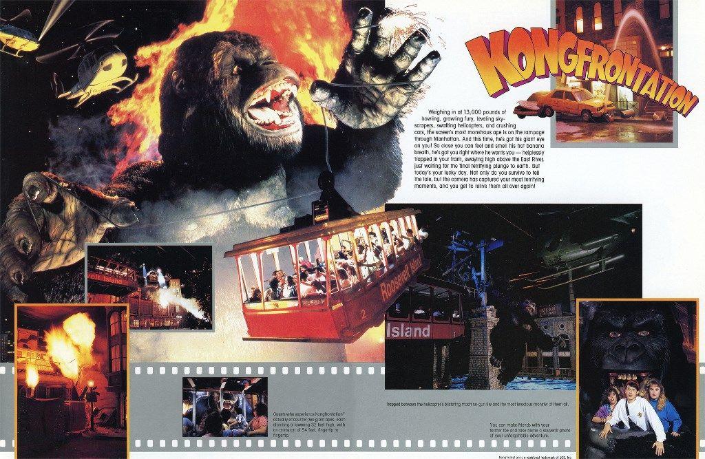 Kongfrontation | Universal Studios | Universal studios ...