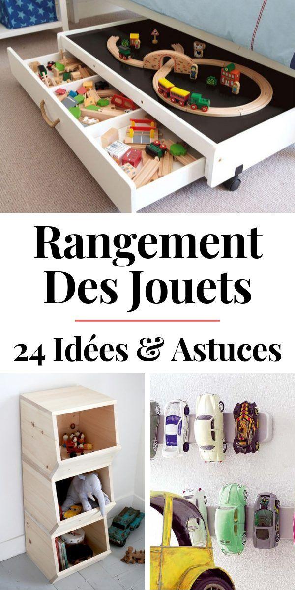 Rangement Jouet Le Guide Ultime 24 Idees Originales