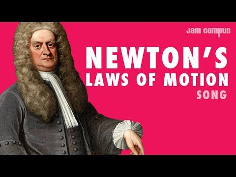 Newton's Laws of Motion Song                                                                                                                                                                                 More