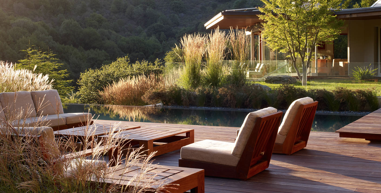 Fields of Vision: Nature Glorified | Outdoor spaces ... on Vision Outdoor Living id=67132