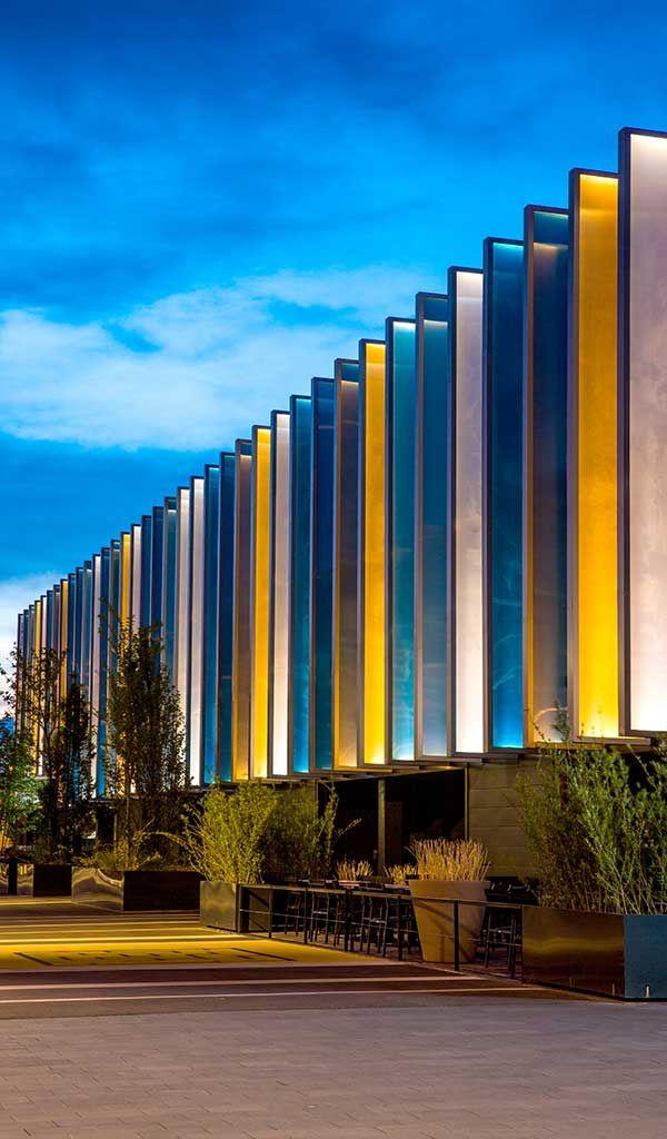 FLUX LIGHTING. Produits utilisés  X-LINE³. Centre commercial Porte des Alpes & FLUX LIGHTING. Produits utilisés : X-LINE³. Centre commercial ... azcodes.com