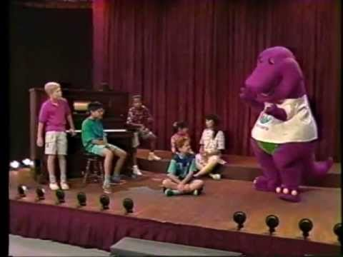 Barney The Backyard Gang Rock With Barney Episode YouTube - Barney backyard gang concert vhs
