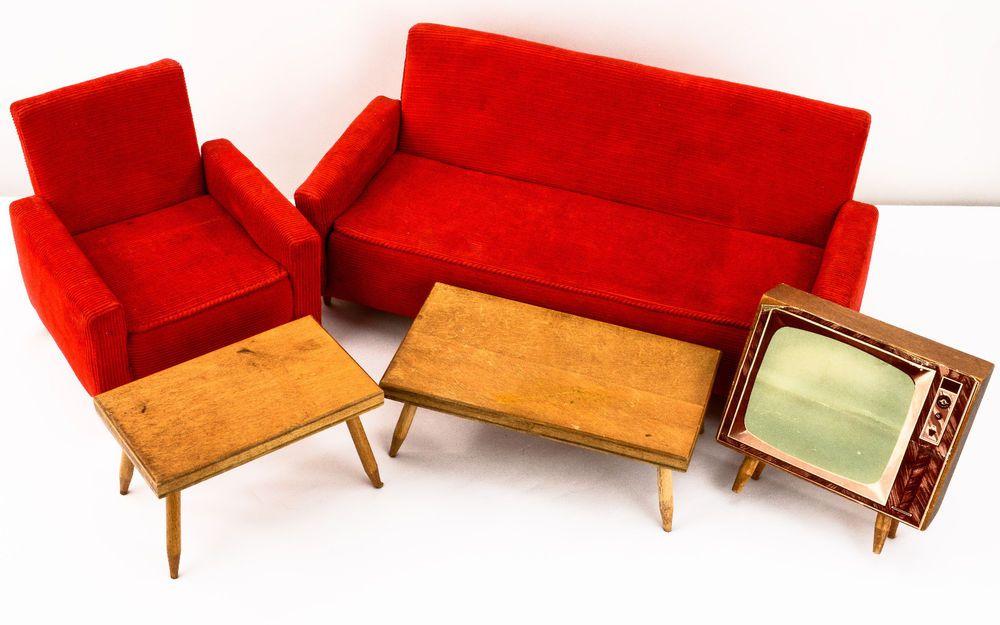 Best Rare Vintage Hall S Lifetime Toys 1 6 Complete Living Room 400 x 300