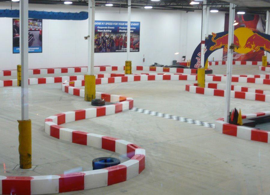 Indoor Kart Racing Go kart racing, Indoor go kart racing