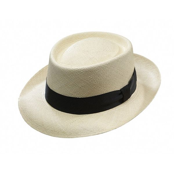 f1890fb55 DelMonico Panama Telescope Hat | DelMonico Hatter Headwear | Hats ...