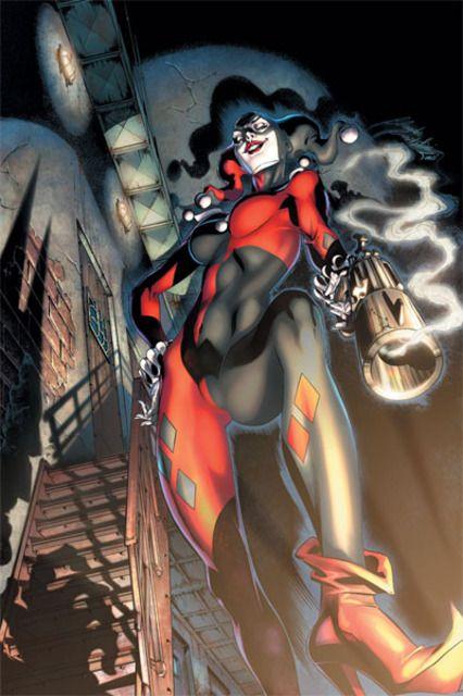 Harley Quinn (Character) - Comic Vine   Gotham   Harley