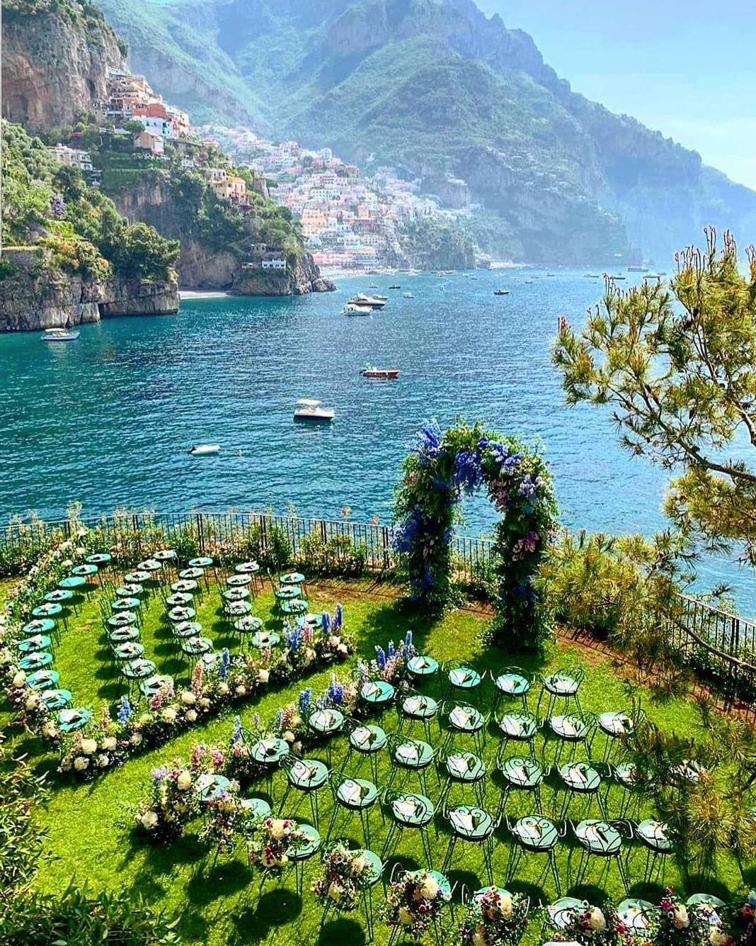 Top 20 Outdoor Wedding Venues