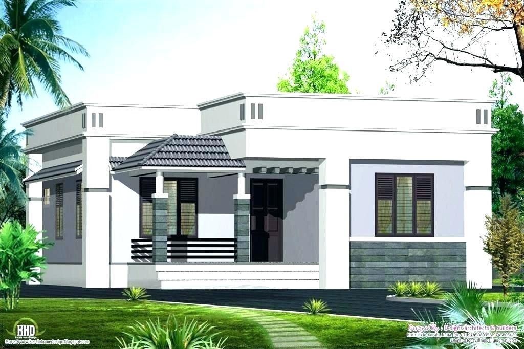 Minecraft Flat Roof Design Minecraft Roof Design In 2020 Modern Bungalow House Small House Design Philippines Single Floor House Design