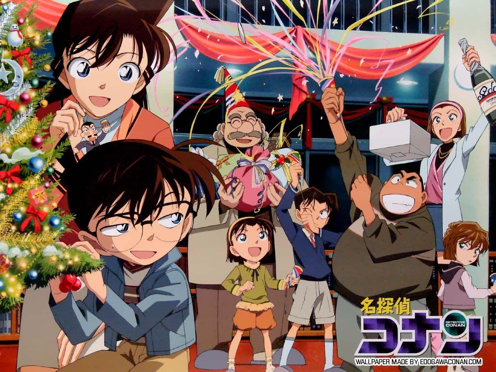 Detective Conan Wallpaper Hd Cartoons Images Detective Anime