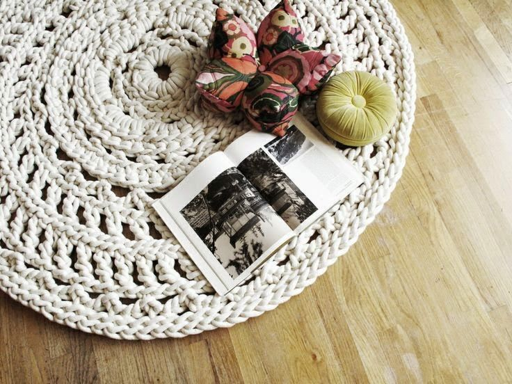 Current Obsession Crochet Doily Rugs Doily Rug Crochet Doily Rug Crochet Rug