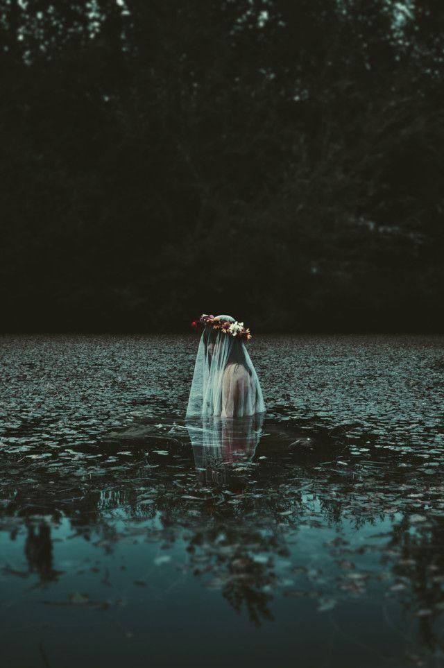 Resultado De Imagem Para Women River Forest Tumblr