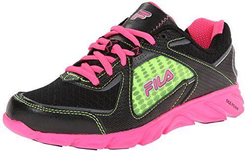 big girls fila shoes