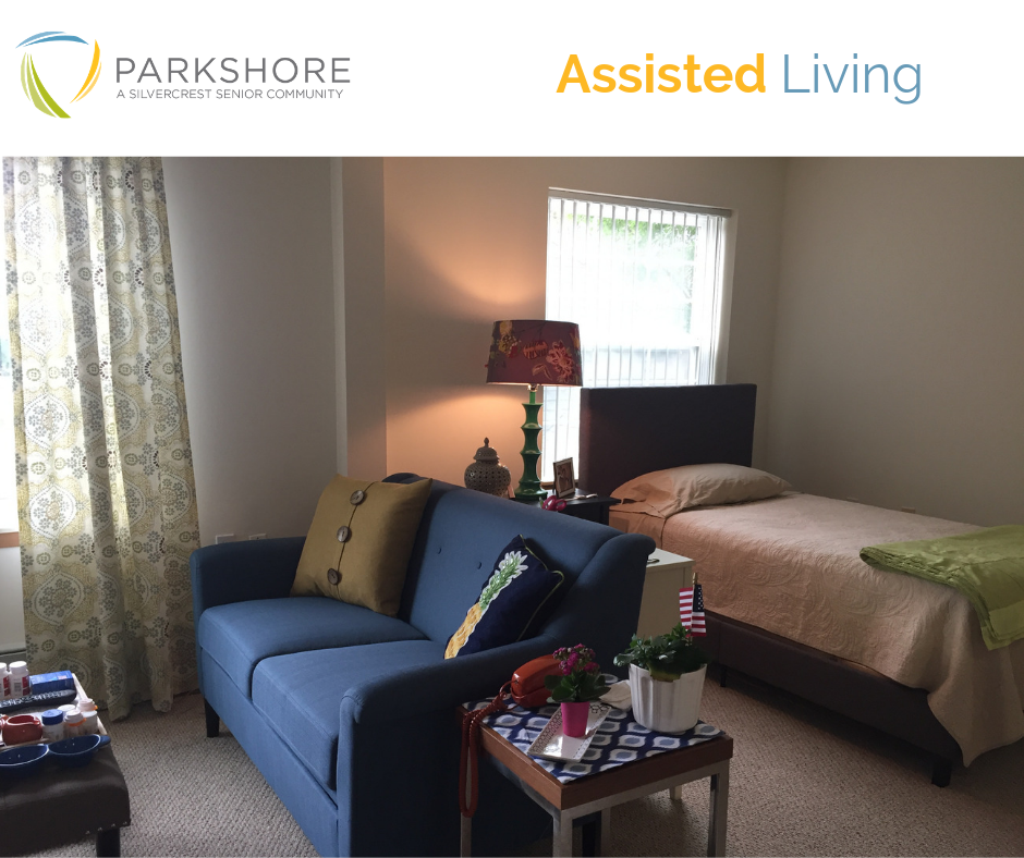 Assisted Living At Parkshore Is The Perfect Choice For