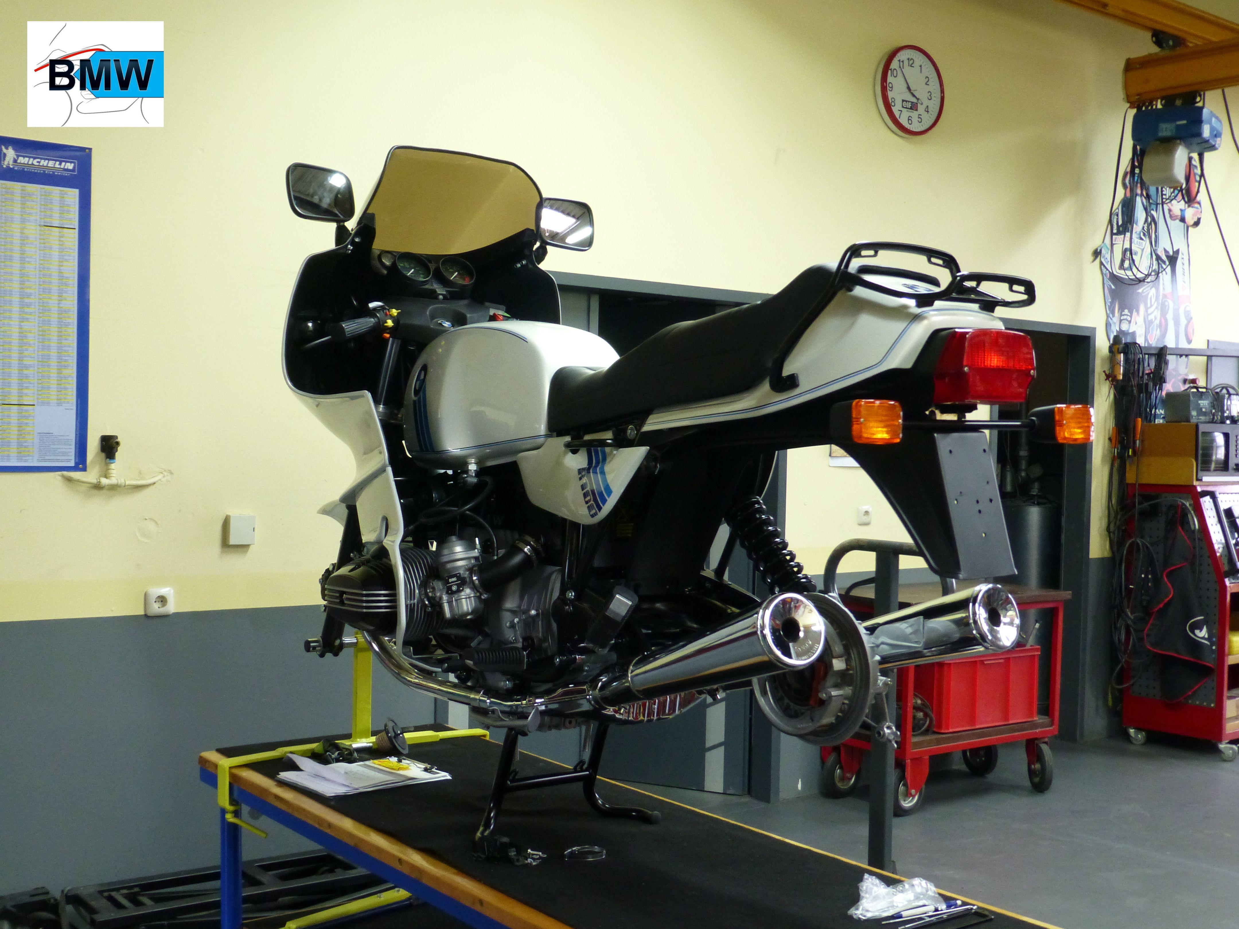 Bmw Freie Motorradwerkstatt Service Ersatzteile Zubehor