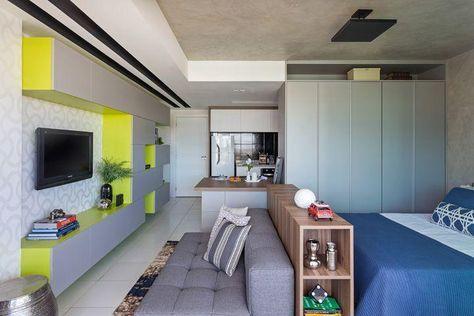 85+ Apartamentos pequenos decorados incríveis Decoración - decoracion de apartamentos pequeos
