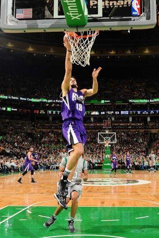 Zoom Imagens do Jogo: Reis em Celtics 2/7/16