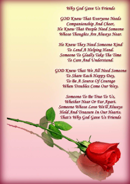 Cute Friendship Quotes Inspiring Friends Poems Motivational