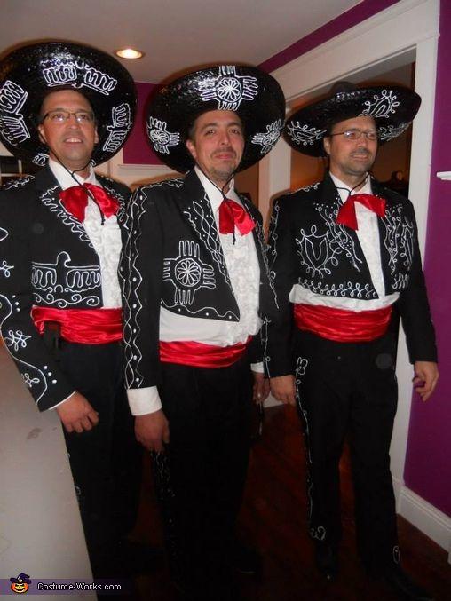 Three Amigos - Halloween Costume Contest at Costume-Works