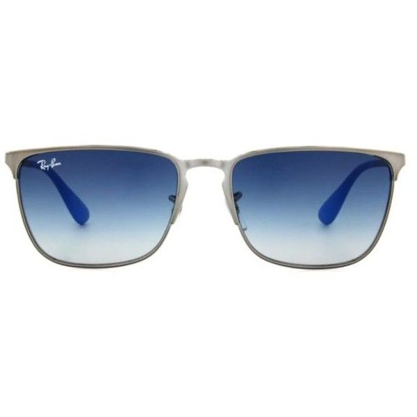 5c276634ed6 Ray-Ban RB3508 Unisex Sunglasses ( 86) ❤ liked on Polyvore featuring  accessories