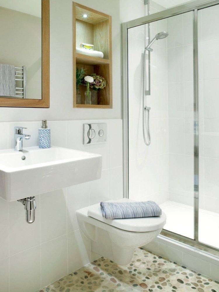 Comment agrandir la petite salle de bains – 25 exemples | Petites ...