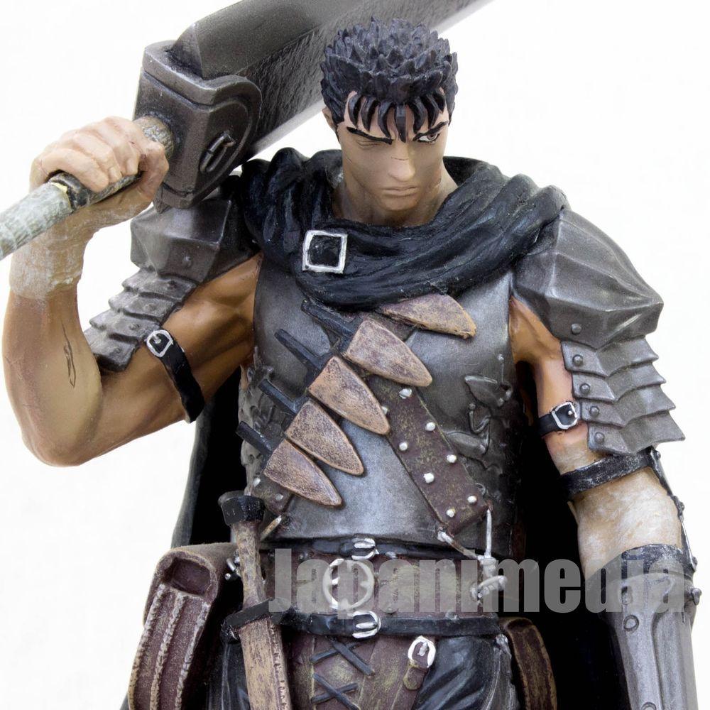 Berserk Guts Black Swordsman Figure Art Of War JAPAN ANIME