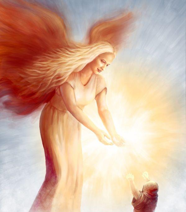 Человек рядом ангелы картинки