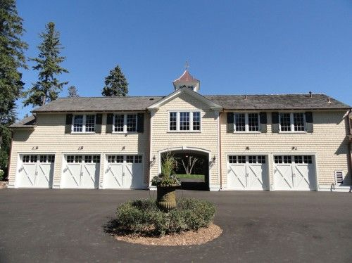 Five car garage/carriage house   Garages & Carriage Houses in 2019