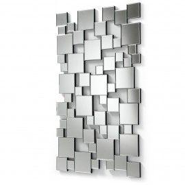 spiegel - yovas - glas - laforma-kave deze sierlijke spiegel is, Deco ideeën