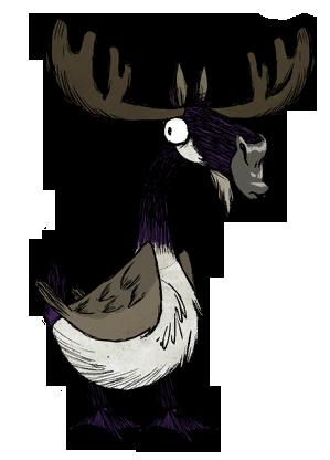 Moose Goose - Don't Starve (Game)