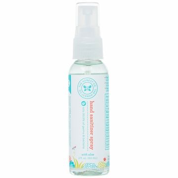 The Honest Company Hand Sanitizer Spray 2 Oz Hand Sanitizer
