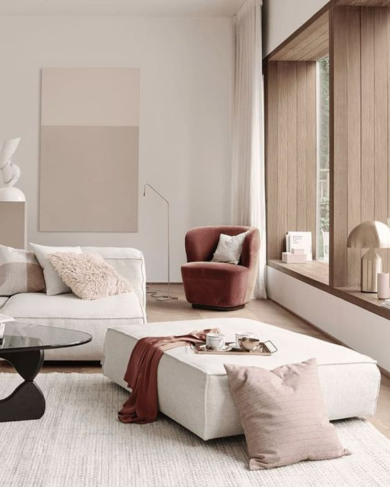 51 Modern Living Room Design From Talented Architects: Pin By Ciatin Chen On 壹号院 王宅 In 2020 (With Images)
