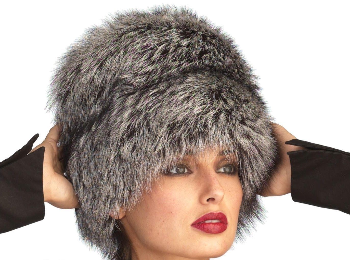 silver fox hat Şapka, Bereler