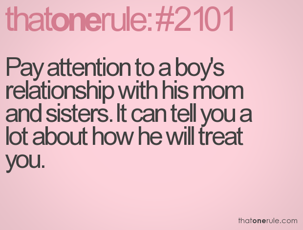 How He Will Treat You Random Stuff Pinterest Quotes Sayings