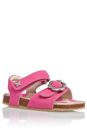 a4fefed253e7 Buy Hot Pink Corkbed Sandals (Younger Girls) from the Next UK online shop