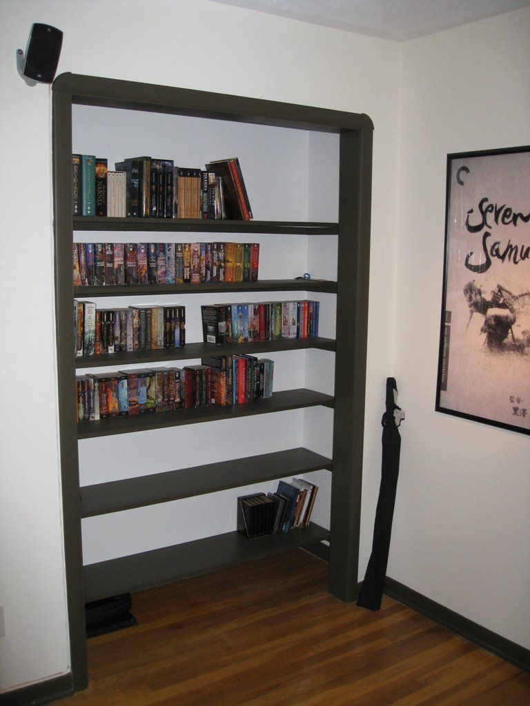 Room My Closet Bookshelf