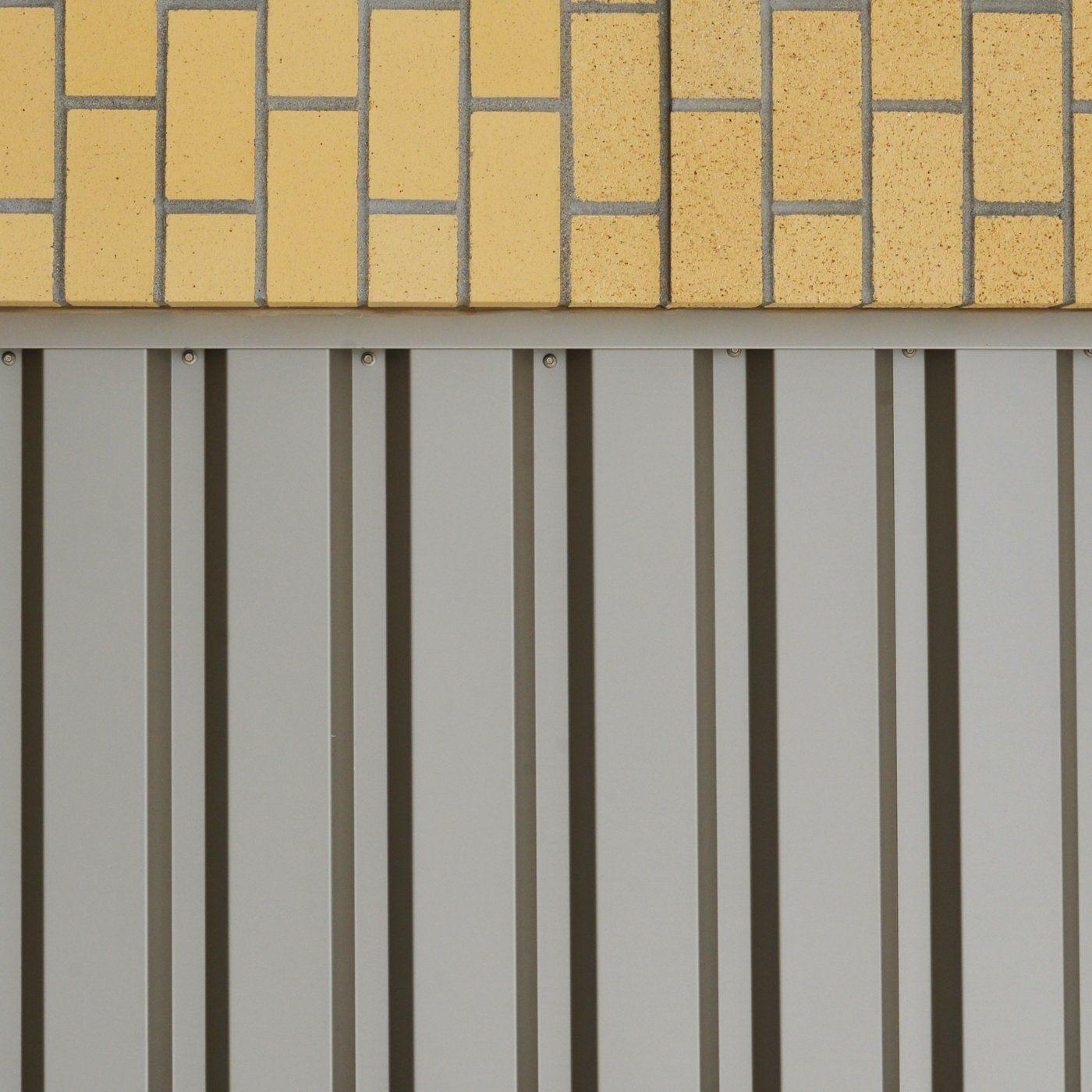 Box Rib Panels Metal Panel Systems By Bridger Steel Metal Panels Ribbed Paneling Panel Systems