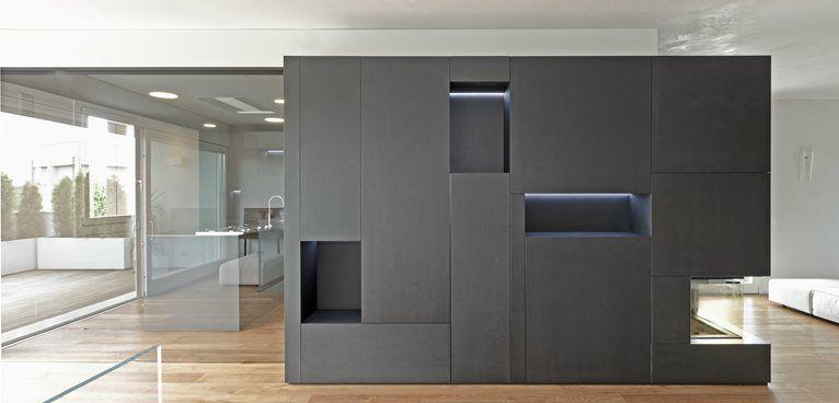 Appartamento RBe, Treviso, 2012 made associati