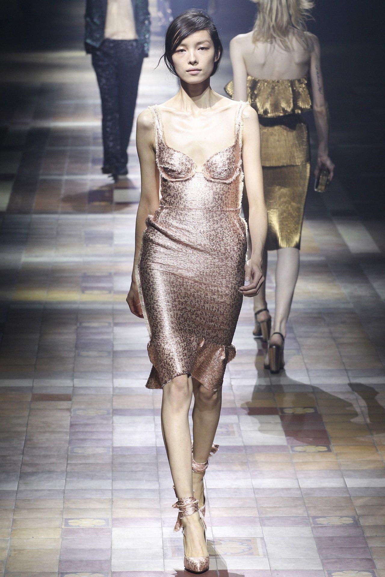 Lanvin - Paris Fashion Week - S/S 2014