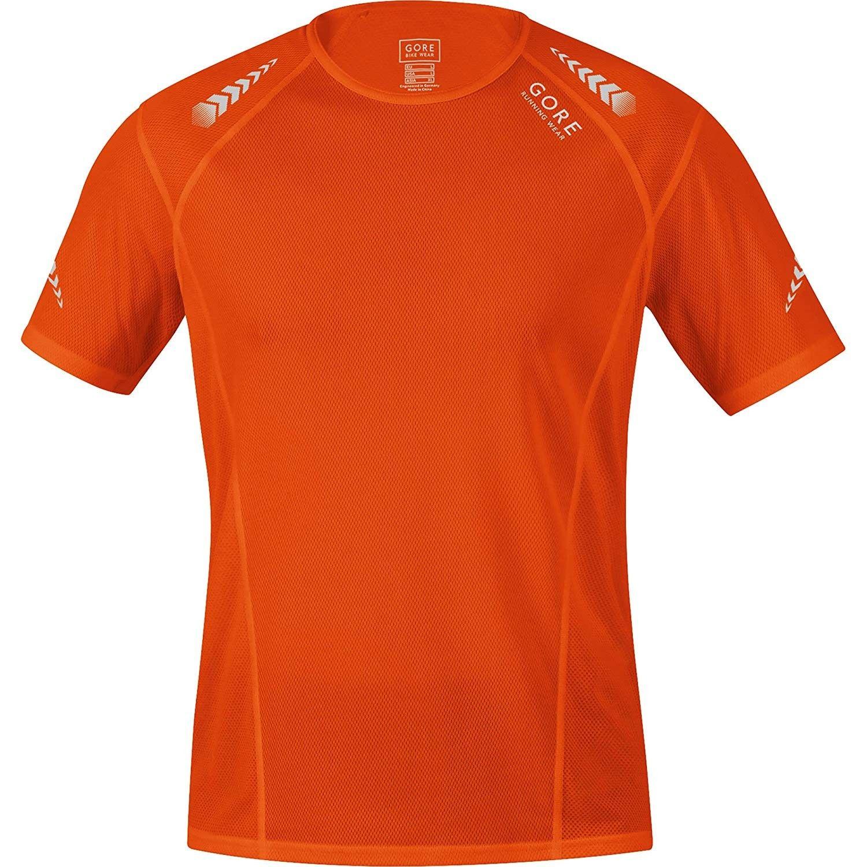 Men's Mythos 4.0 Shirt - Blaze Orange - CZ11F0266P3 - Sports & Fitness Clothing, Men, Shirts, T-Shir...
