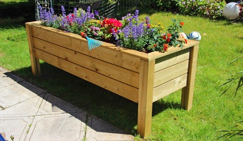 Pin Von Jukom Gmbh Auf Hochbeete Garden Und Garden Design