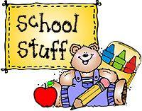 Dj Inkers Clip Art Award Winning Fonts Digital Downloads School Supplies Dj Inkers School Clipart Kindergarten Fun