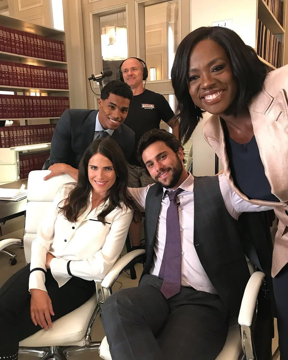 How To Get Away With Murder Episode 4 Guest Stars